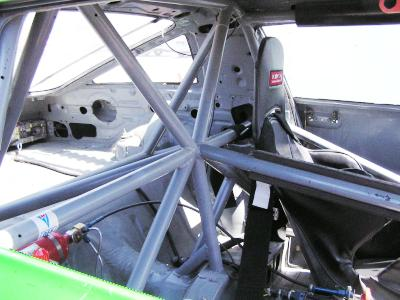 RX-7 Roll Cage